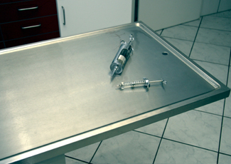 Sunrise Manor, NV Stainless Table