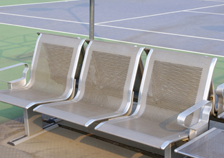 Stainless Steel Benches - Greater Las Vegas