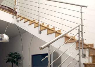 Stainless Steel Handrails - Greater Las Vegas